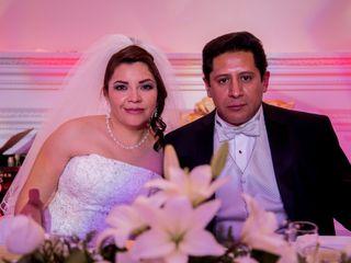 La boda de Silvia y Ángel