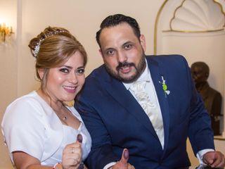 La boda de Lily y Luis