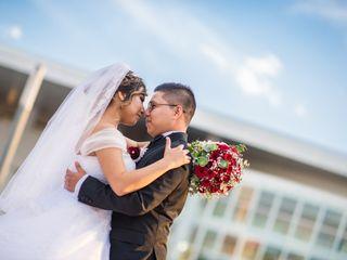 La boda de Azereth y Adrian 1