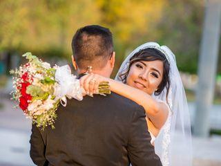 La boda de Azereth y Adrian 2