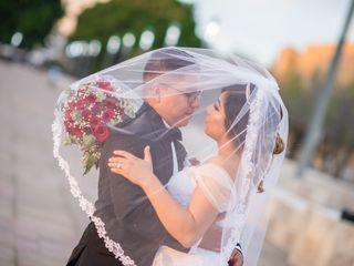 La boda de Azereth y Adrian 3