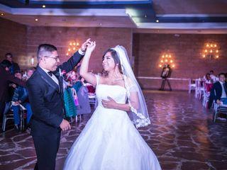 La boda de Azereth y Adrian