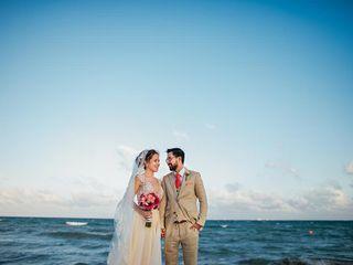 La boda de Gaby y Mauricio