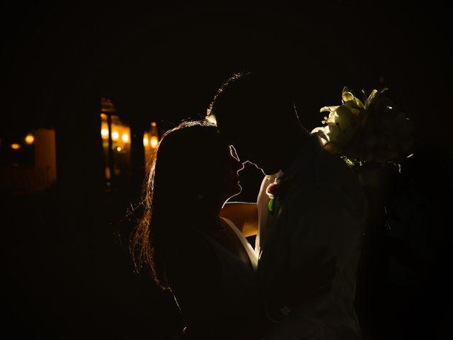 La boda de Carrie-Anne y Chad
