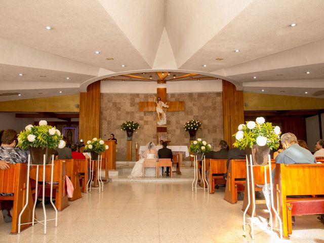 La boda de Ángel y Silvia en Ecatepec, Estado México 8