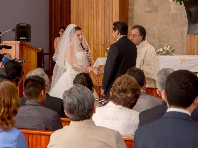La boda de Ángel y Silvia en Ecatepec, Estado México 9