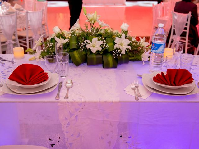 La boda de Ángel y Silvia en Ecatepec, Estado México 11