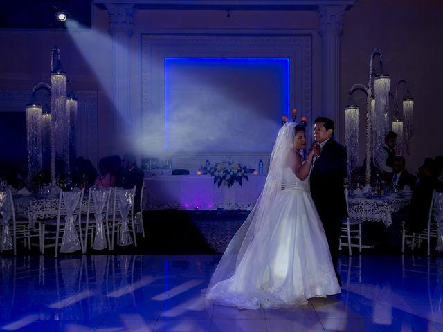 La boda de Ángel y Silvia en Ecatepec, Estado México 14