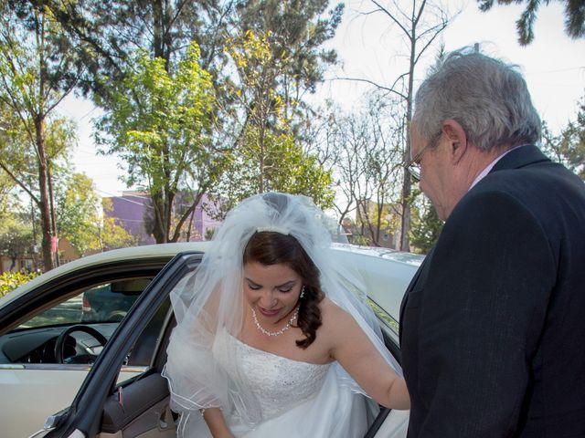 La boda de Ángel y Silvia en Ecatepec, Estado México 15