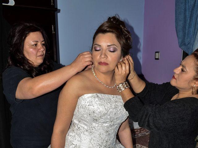 La boda de Ángel y Silvia en Ecatepec, Estado México 21