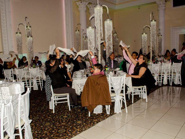 La boda de Ángel y Silvia en Ecatepec, Estado México 22