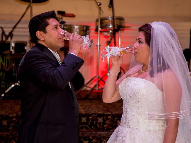 La boda de Ángel y Silvia en Ecatepec, Estado México 24