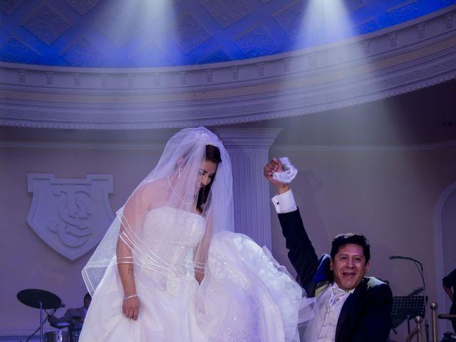 La boda de Ángel y Silvia en Ecatepec, Estado México 26