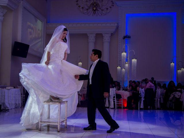 La boda de Ángel y Silvia en Ecatepec, Estado México 27
