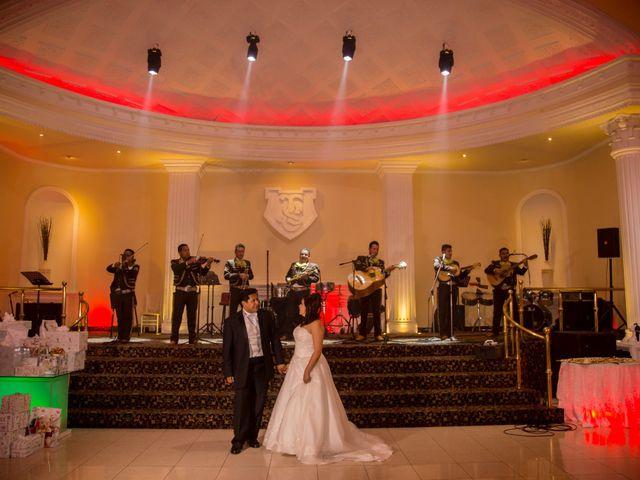 La boda de Ángel y Silvia en Ecatepec, Estado México 28