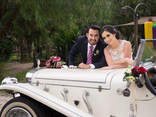 La boda de Jessi y Paco