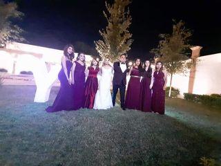 La boda de Yazmin Abigail  y Ricardo  1