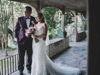 La boda de Yazmin Abigail  y Ricardo