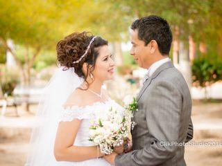 La boda de Erendida y Galileo 1