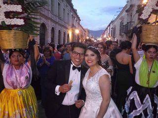 La boda de Dánae Basurto  y Oscar Ayuso