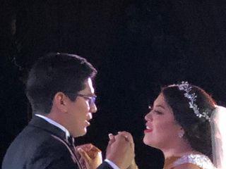 La boda de Dánae Basurto  y Oscar Ayuso  2
