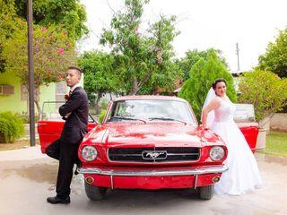 La boda de Ana Cristina y José Antonio