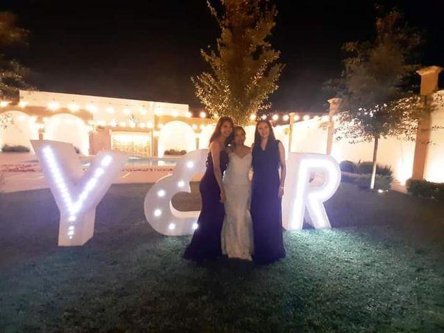 La boda de Ricardo  y Yazmin Abigail  en Santa Catarina, Nuevo León 3