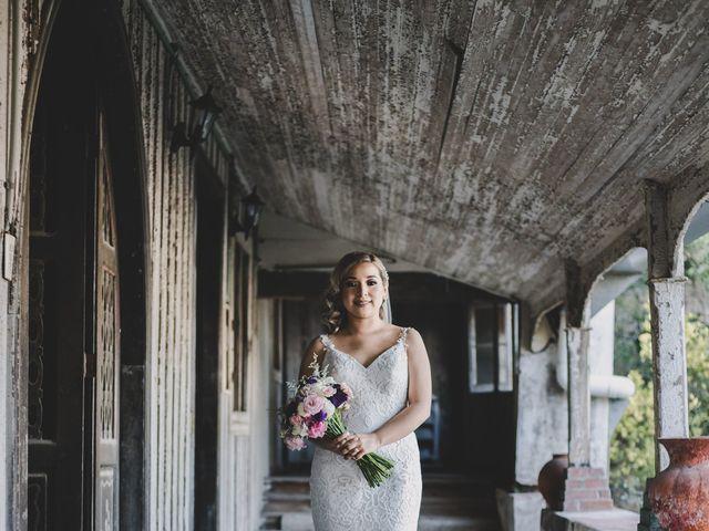 La boda de Ricardo  y Yazmin Abigail  en Santa Catarina, Nuevo León 13