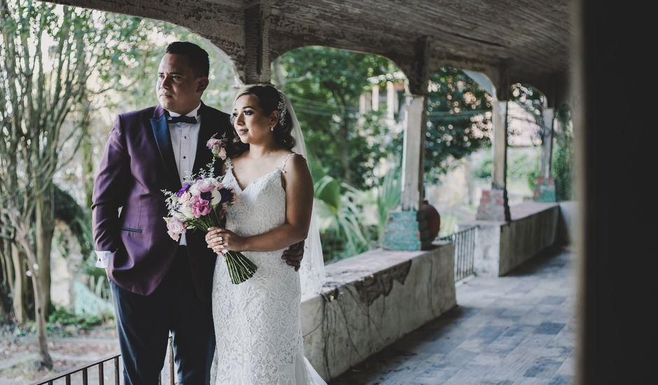 La boda de Ricardo  y Yazmin Abigail  en Santa Catarina, Nuevo León