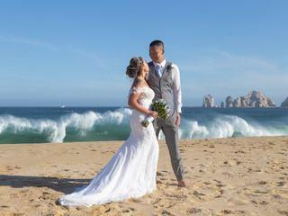 La boda de Sharlen y Bryan