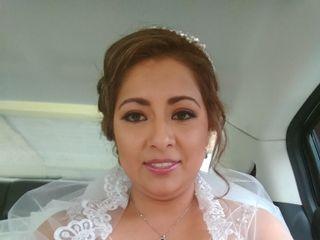 La boda de Thania  y Omar 1
