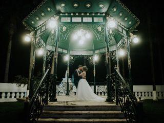 La boda de Karlita y Martin