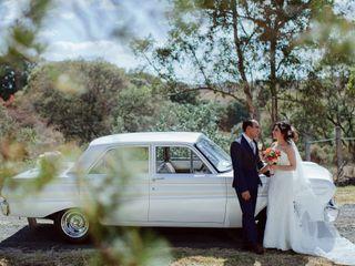 La boda de Rosita y Lizandro