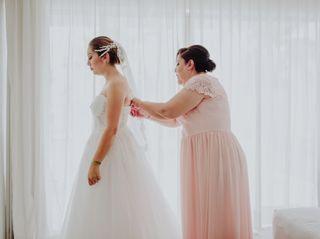 La boda de Lucy y Ernesto 2
