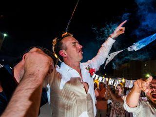 La boda de Meredith y Brian 2