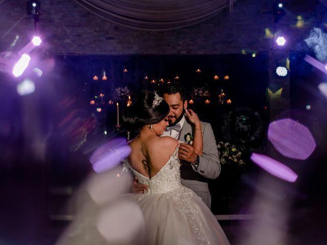 La boda de Jazmín y Jorge