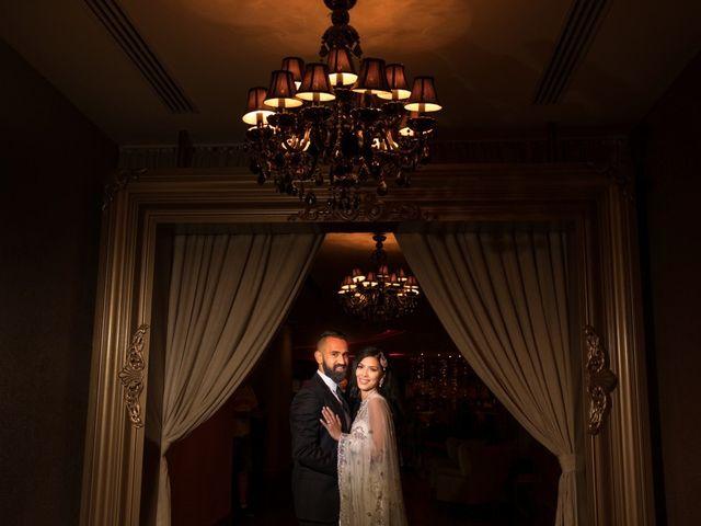 La boda de Massoma y Balbir