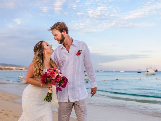 La boda de Meredith y Brian
