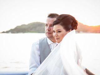 La boda de Jonathan y Alejandra