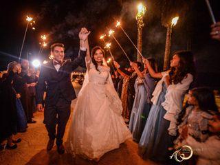 La boda de Elizabeth y Josue