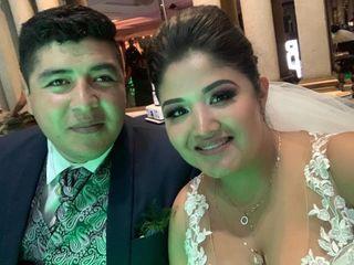 La boda de Araceli  y Rodrigo