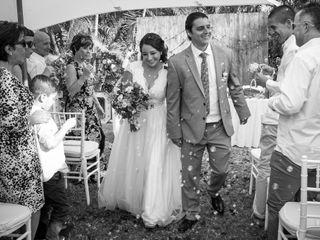 La boda de Sophía y Diego