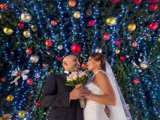 La boda de Nasim y Maysam