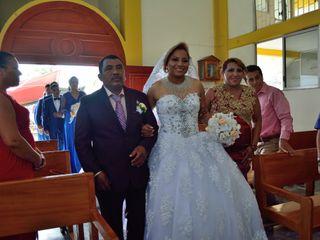 La boda de Merari y Alfonso 2