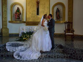 La boda de Merari y Alfonso