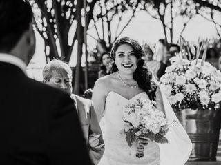 La boda de Olivia y Giovanni 2