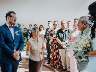 La boda de Olivia y Giovanni 3