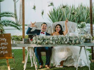La boda de Olivia y Giovanni