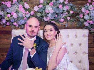 La boda de Benilde y Raúl