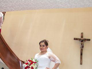 La boda de Itzel y Eder 1